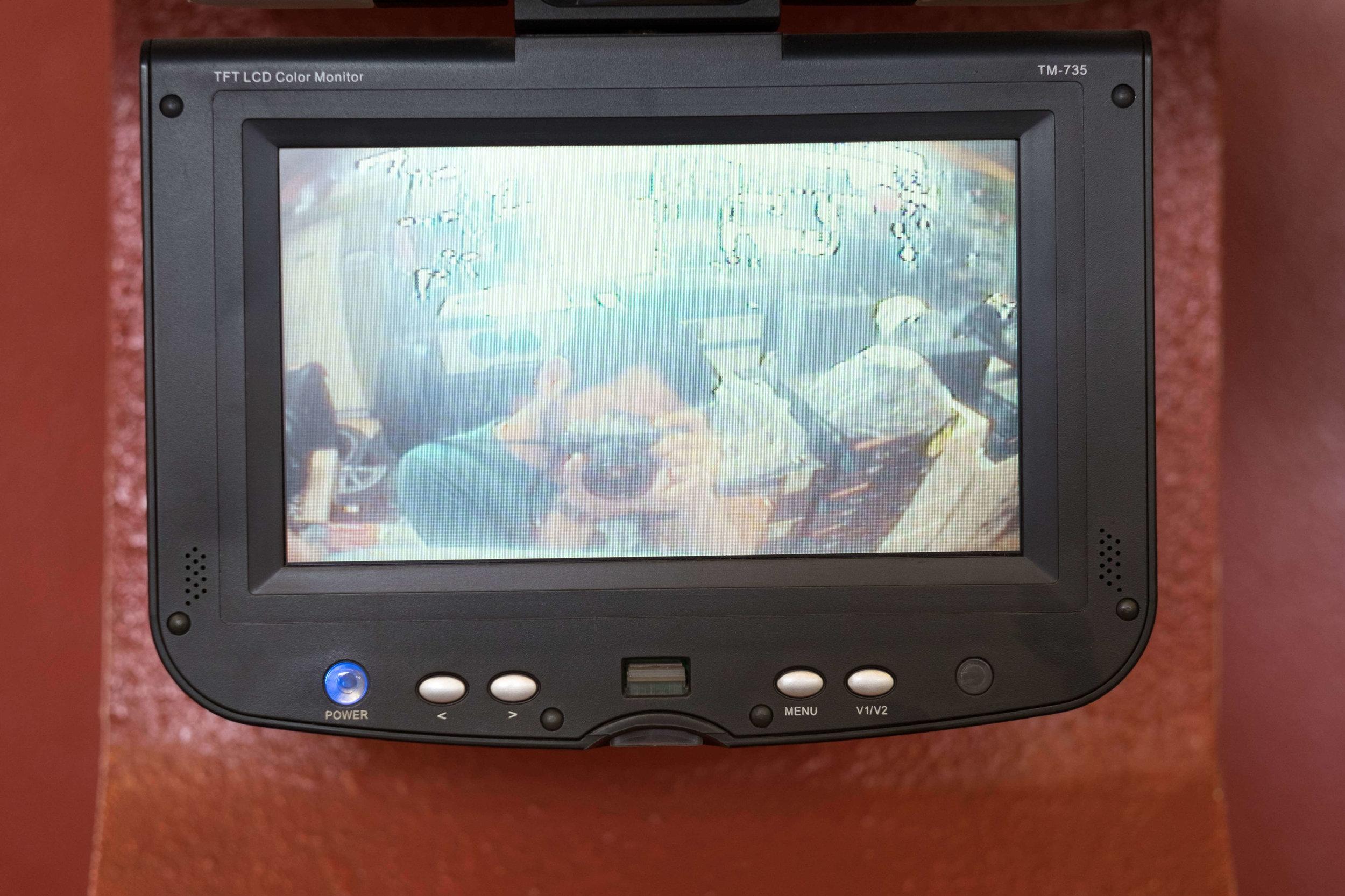 Car Backup Camera Installation
