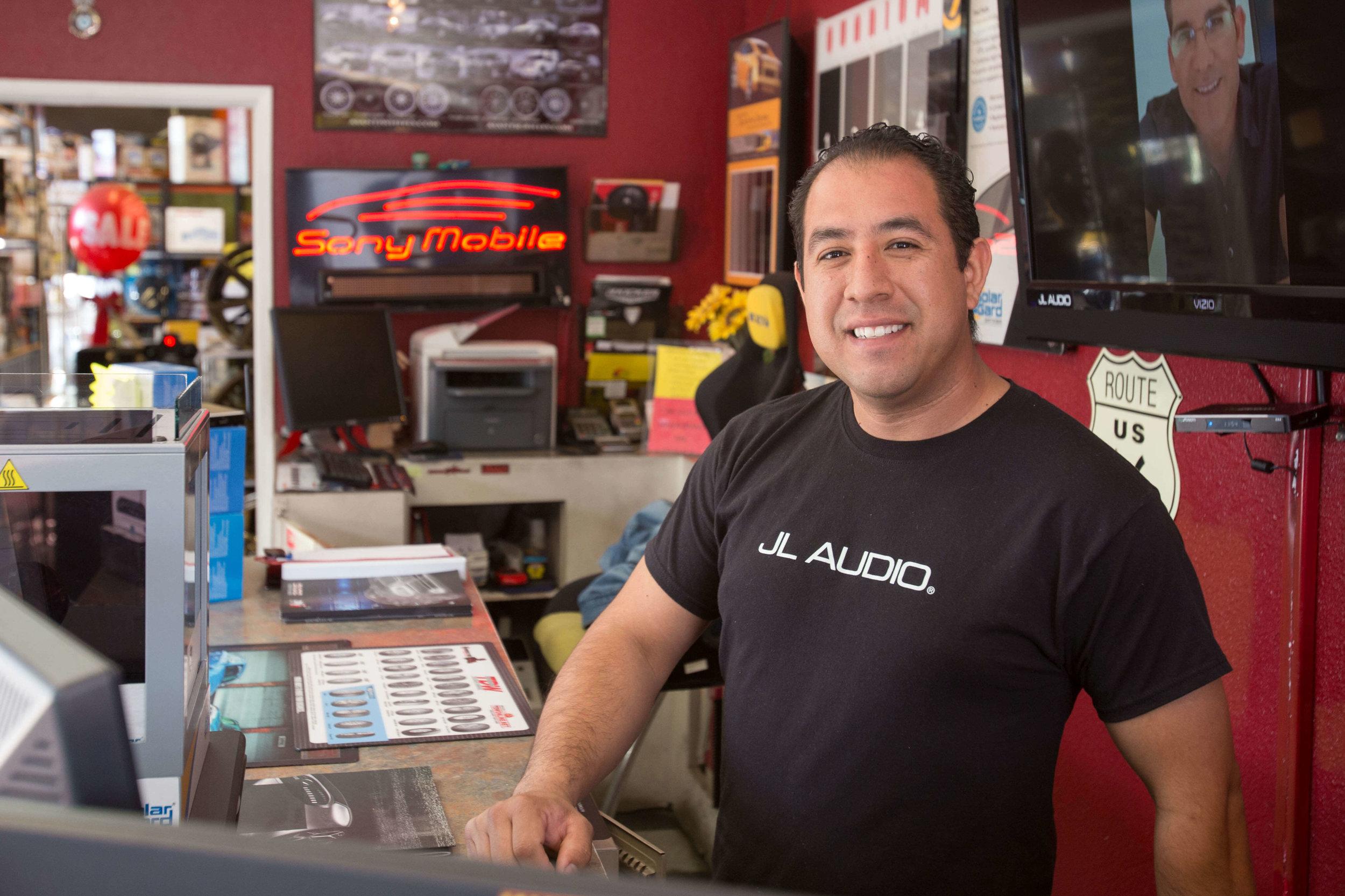 Best Customer Service at Audiosport Escondido