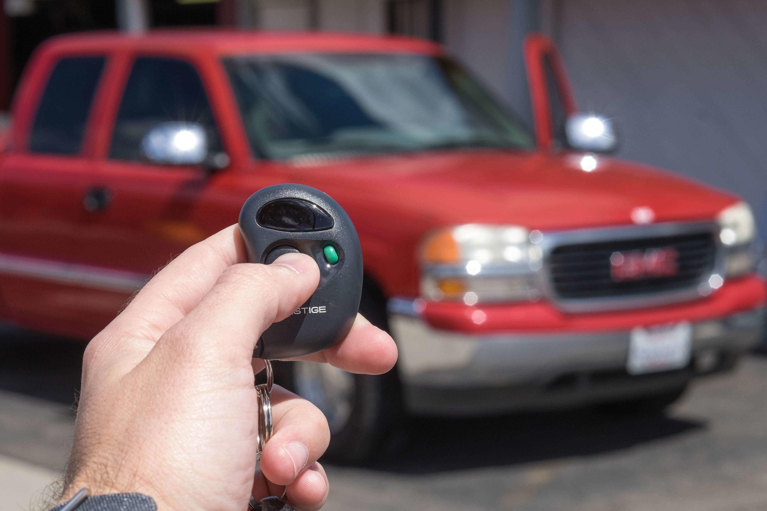 Car Theft Prevention brands from Audiosport Escondido.