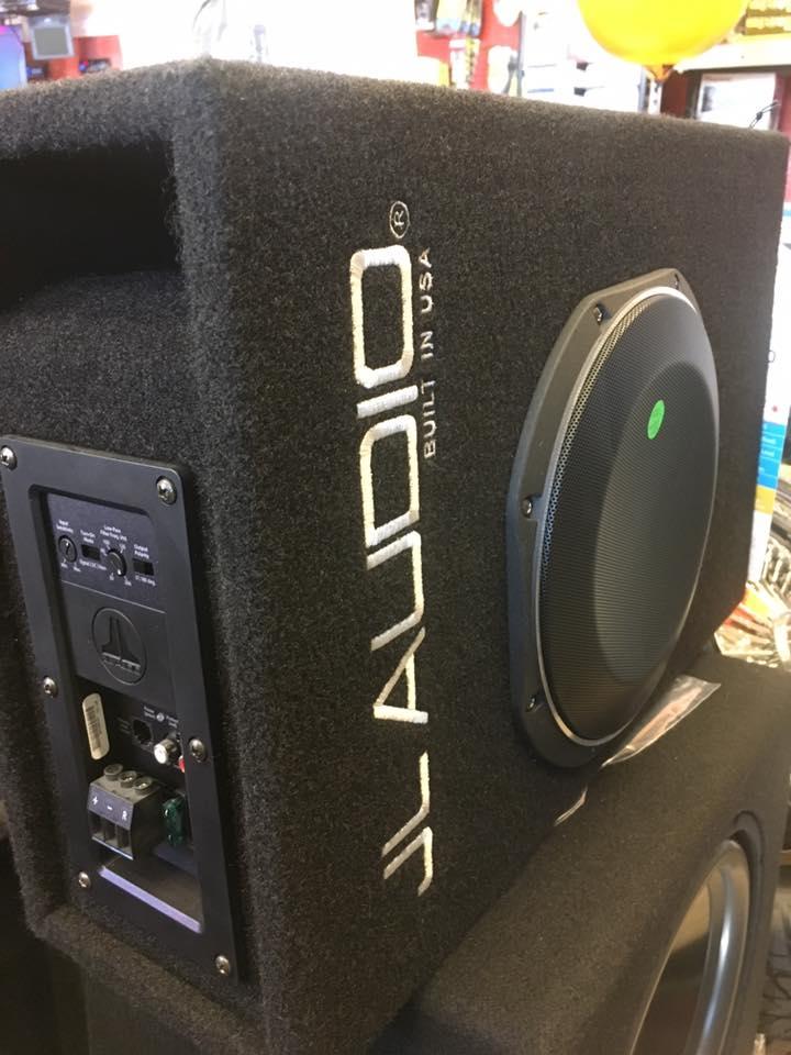 JL Audio Car Stereo Installation in Escondido