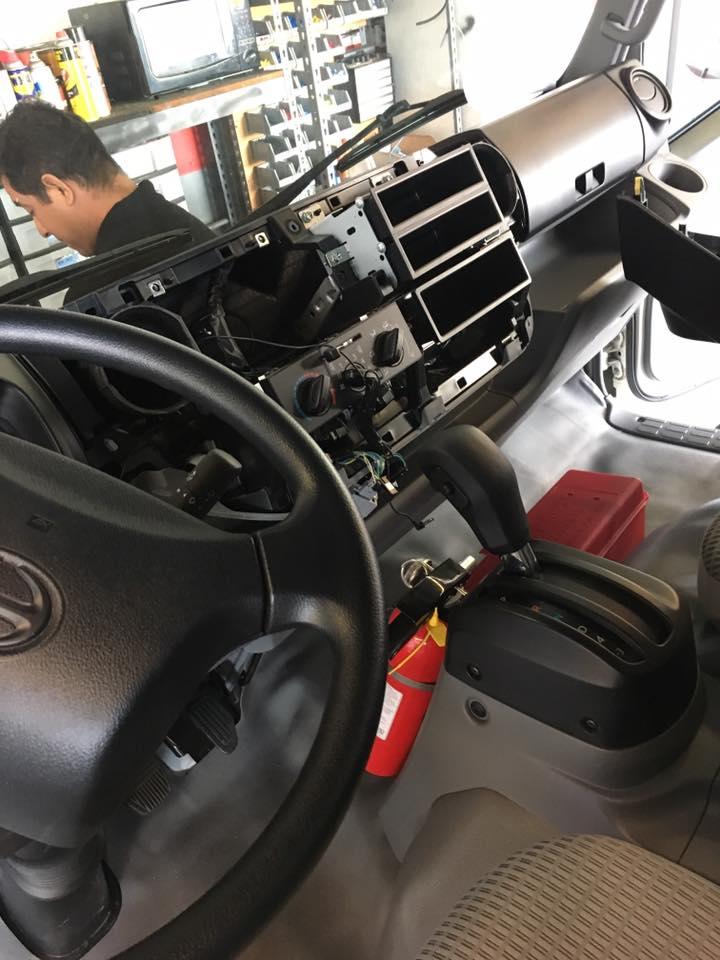 Audiosport Escondido offers expert car stereo installation