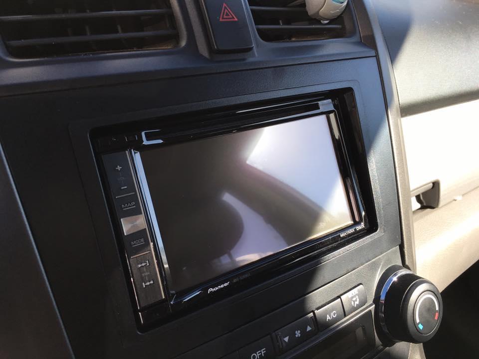 Car Stereo Installation in Escondido