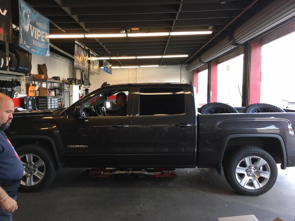 Get your truck ready to hit the desert with a lift kit