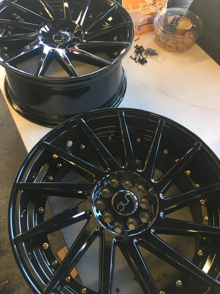 New Car Wheels at Audiosport Escondido