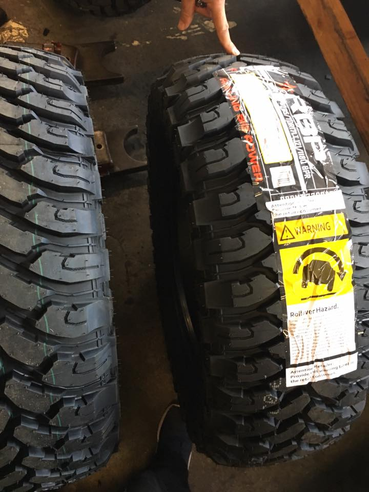 New Tires at Audiosport Escondido