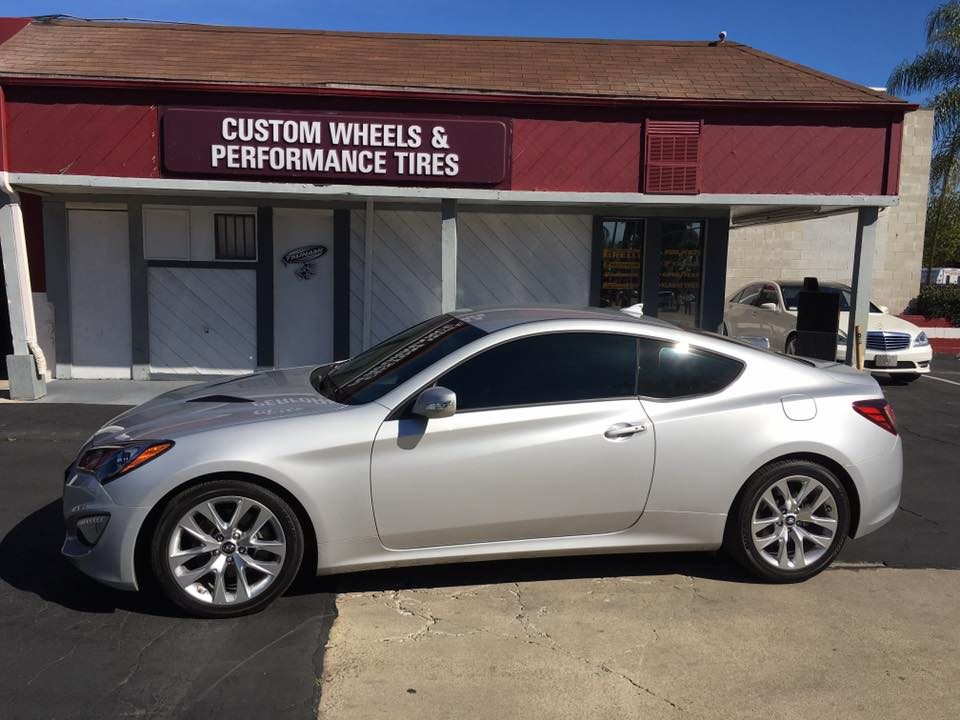 Escondido Window Tinting Experts at Audiosport