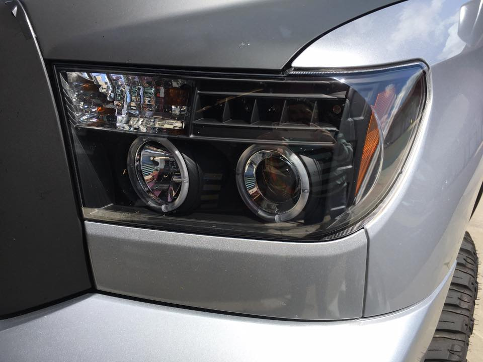 HID Headlight Installation at Audiosport Escondido