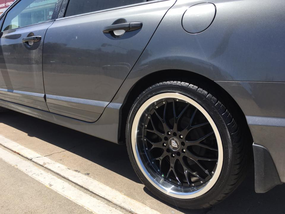 Sick Rims at an affordable price at Audiosport
