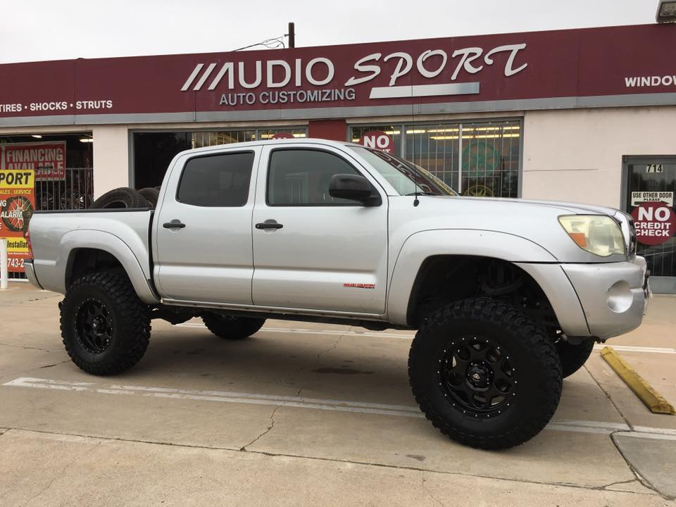 Offroading and Lift Kits at Audiosport Escondido