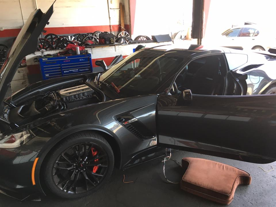 Custom Car Service at Audiosport Escondido