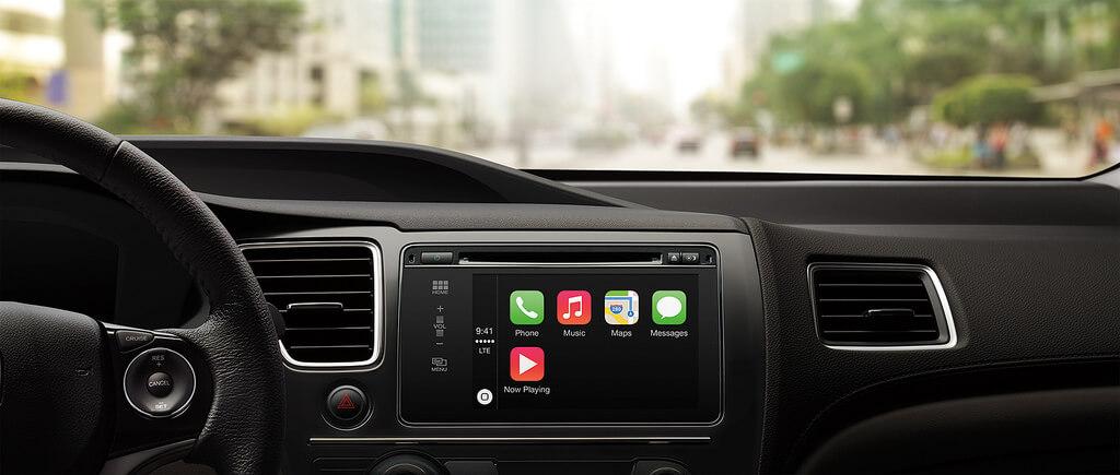 Apple Carplay Installation from Audiosport Escondido.
