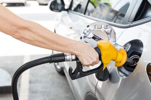 Save money on gas with tinted windows.