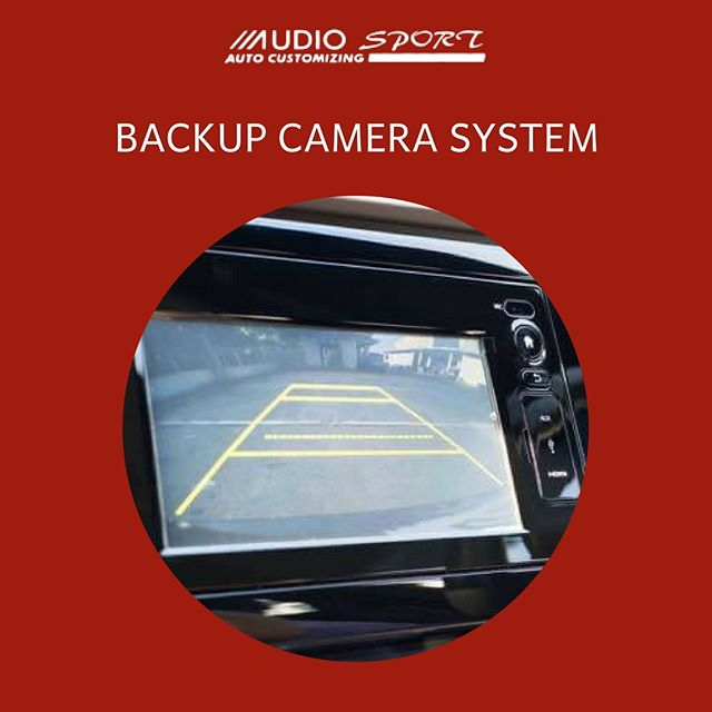 Whether you're backing out of your driveway or parallel parking downtown, it's nearly impossible to get a clear view of what's behind your car.  In these situations, a backup camera is extremely helpful! 👌 We offer financing-no credit needed!