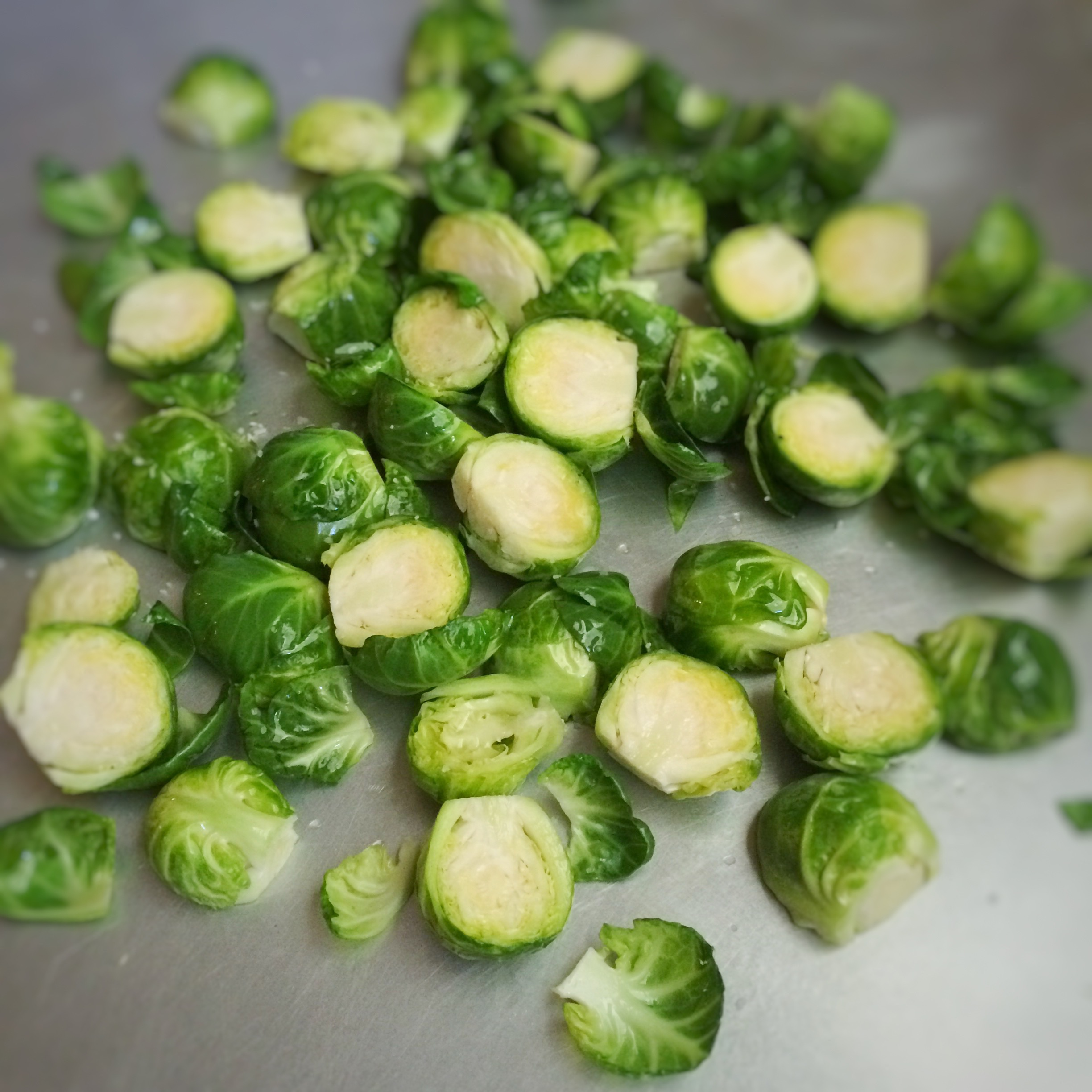 Thai Roasted Brussels Sprouts
