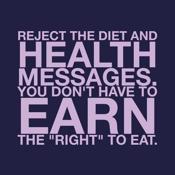 10 principles of intuitive eating...tired of dieting? sick of feeling crazy around food?