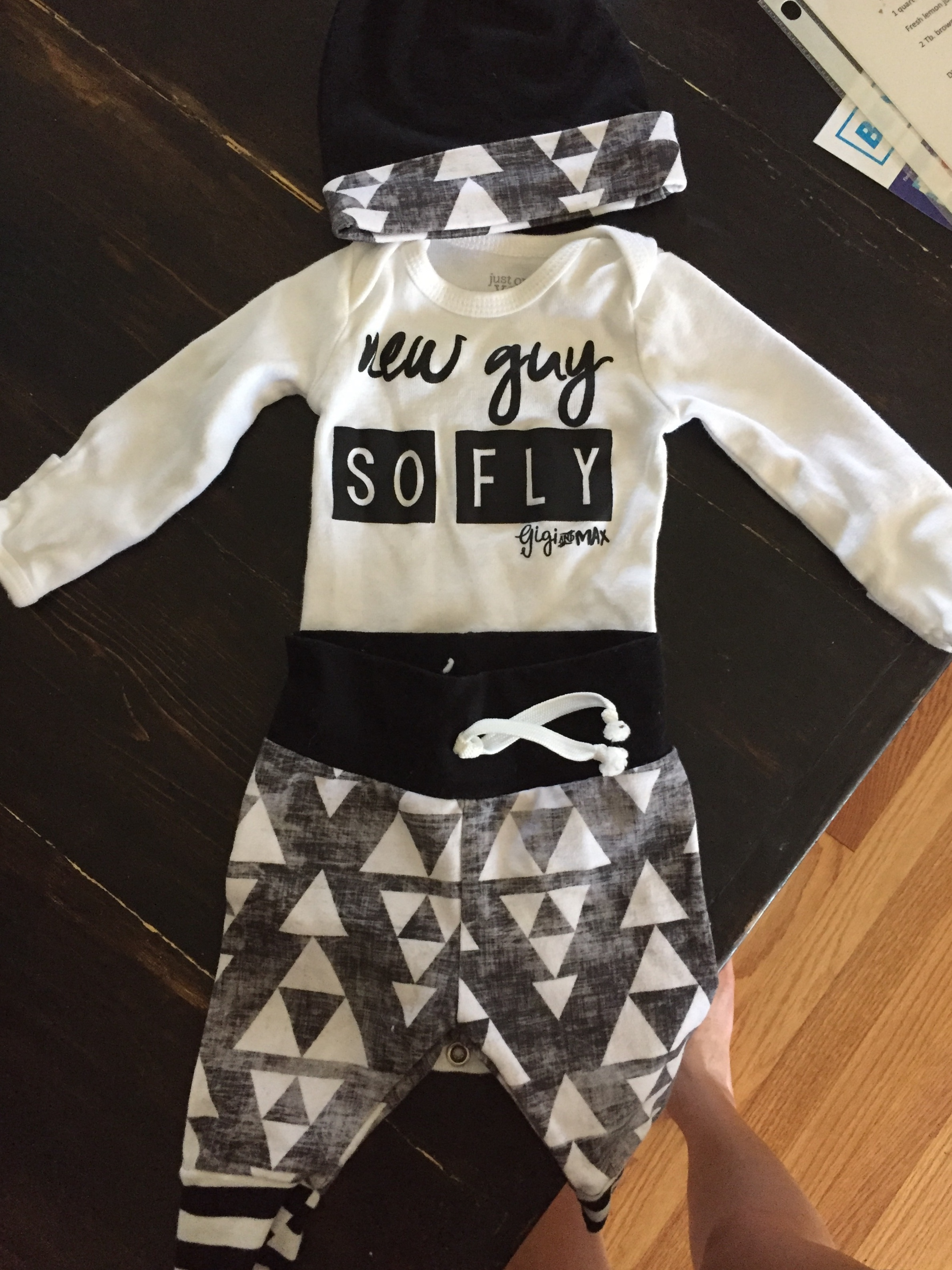 Is this outfit not the cutest?!?