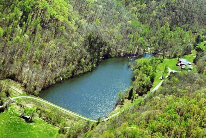 Aerial Lake Love More.JPG