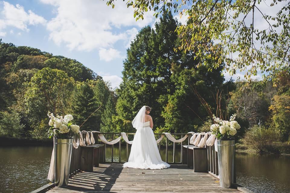 bride on deck.JPG