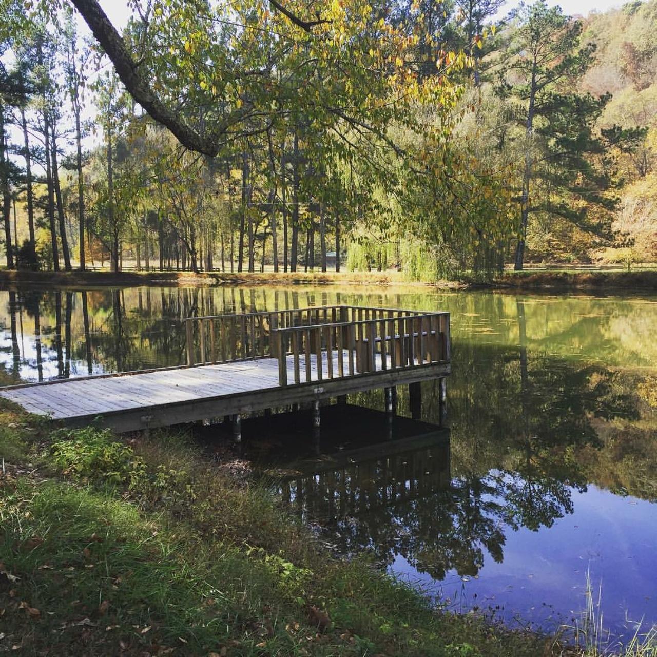 L OS Dock in early fall.JPG