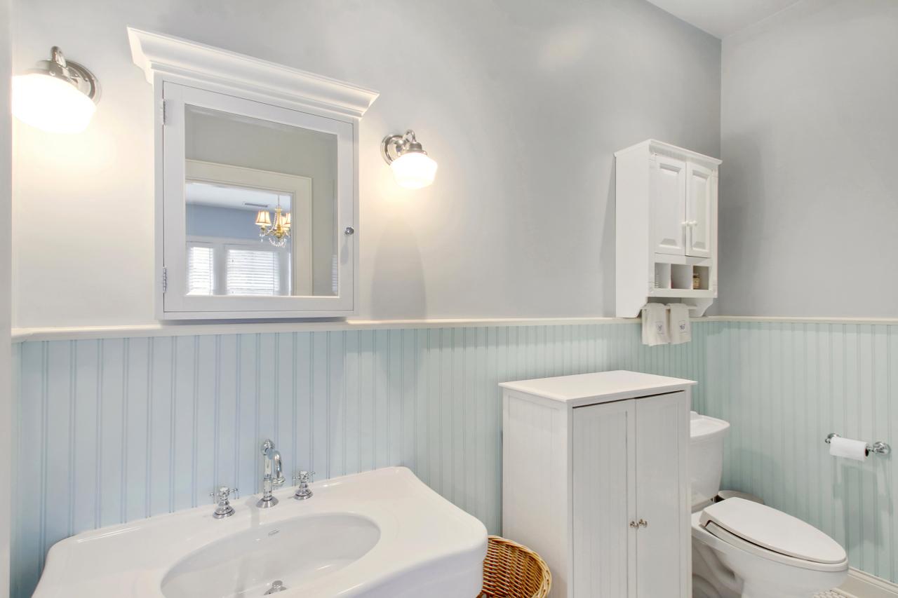 Bathroom en suite New Construction