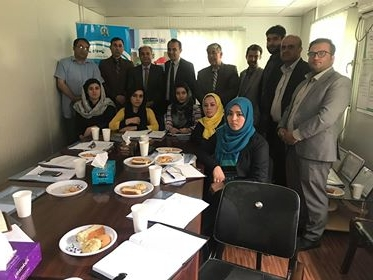 Afghanistan NCDI Poverty Commission