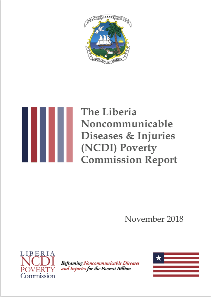 Liberia NCDI Poverty Commission Report