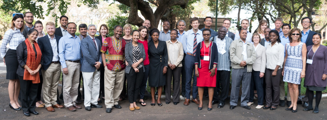 lancet ncdi poverty commission members with representatives of national ncdi poverty commissions, advisers, and staff at a meeting in kigali, rwanda