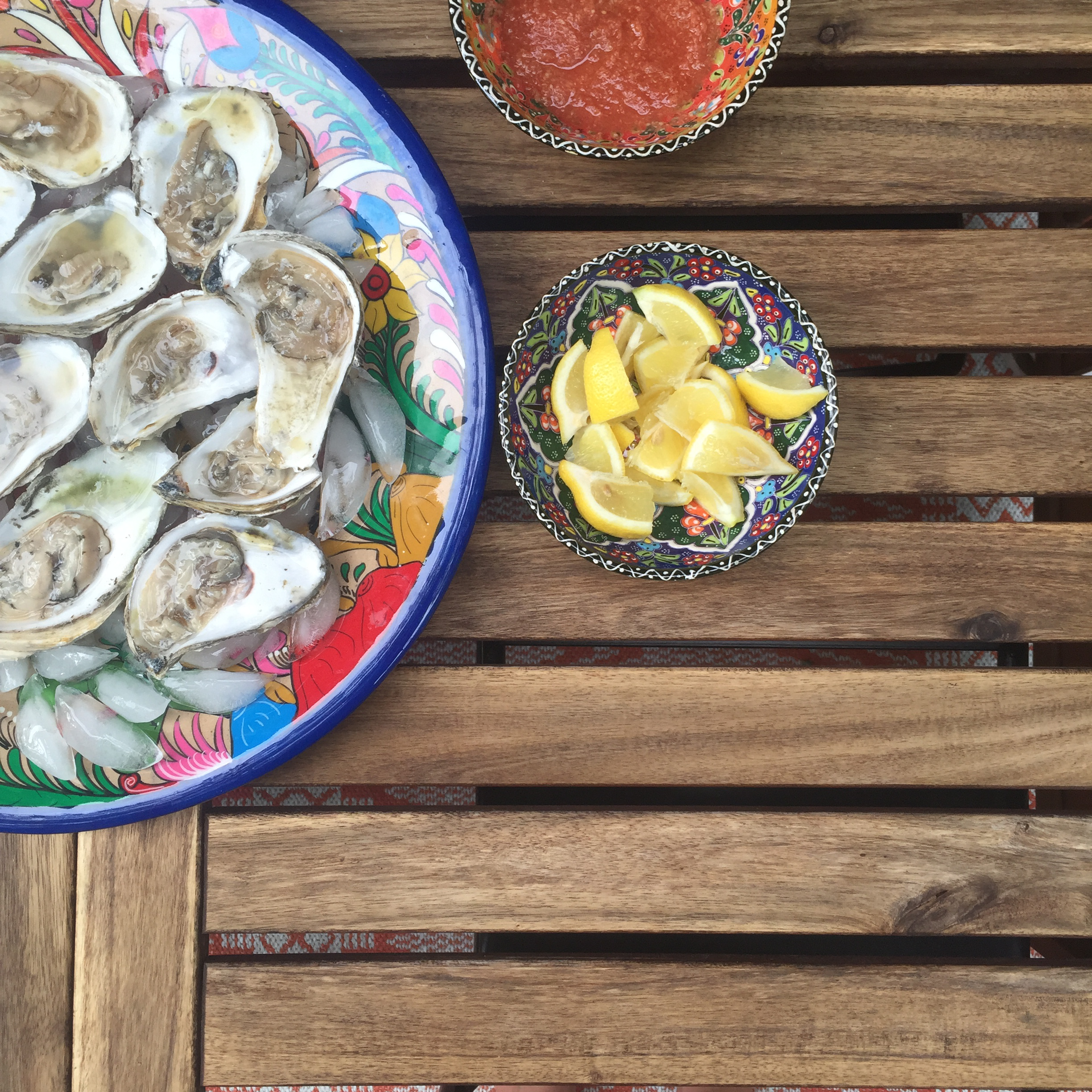 You can't go to Boston without eating 300 oysters.