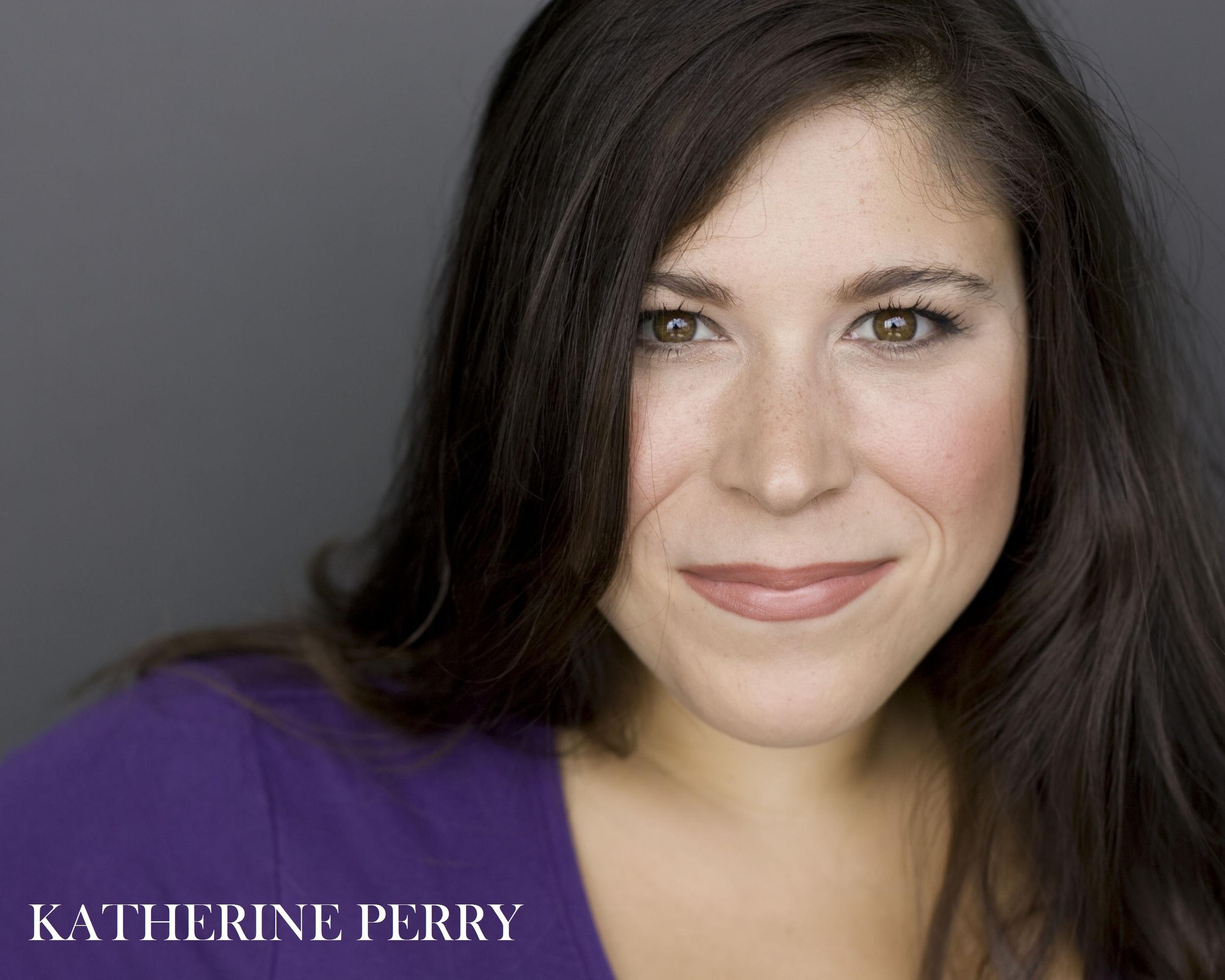 Katherine Perry, actor; Susan Rochenberger-Halberstam