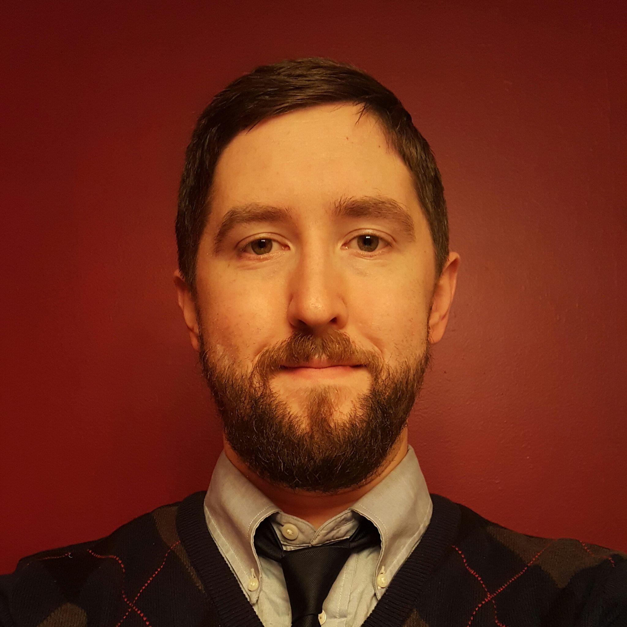 Dan Getz, host of The Crash & Burn Cafe