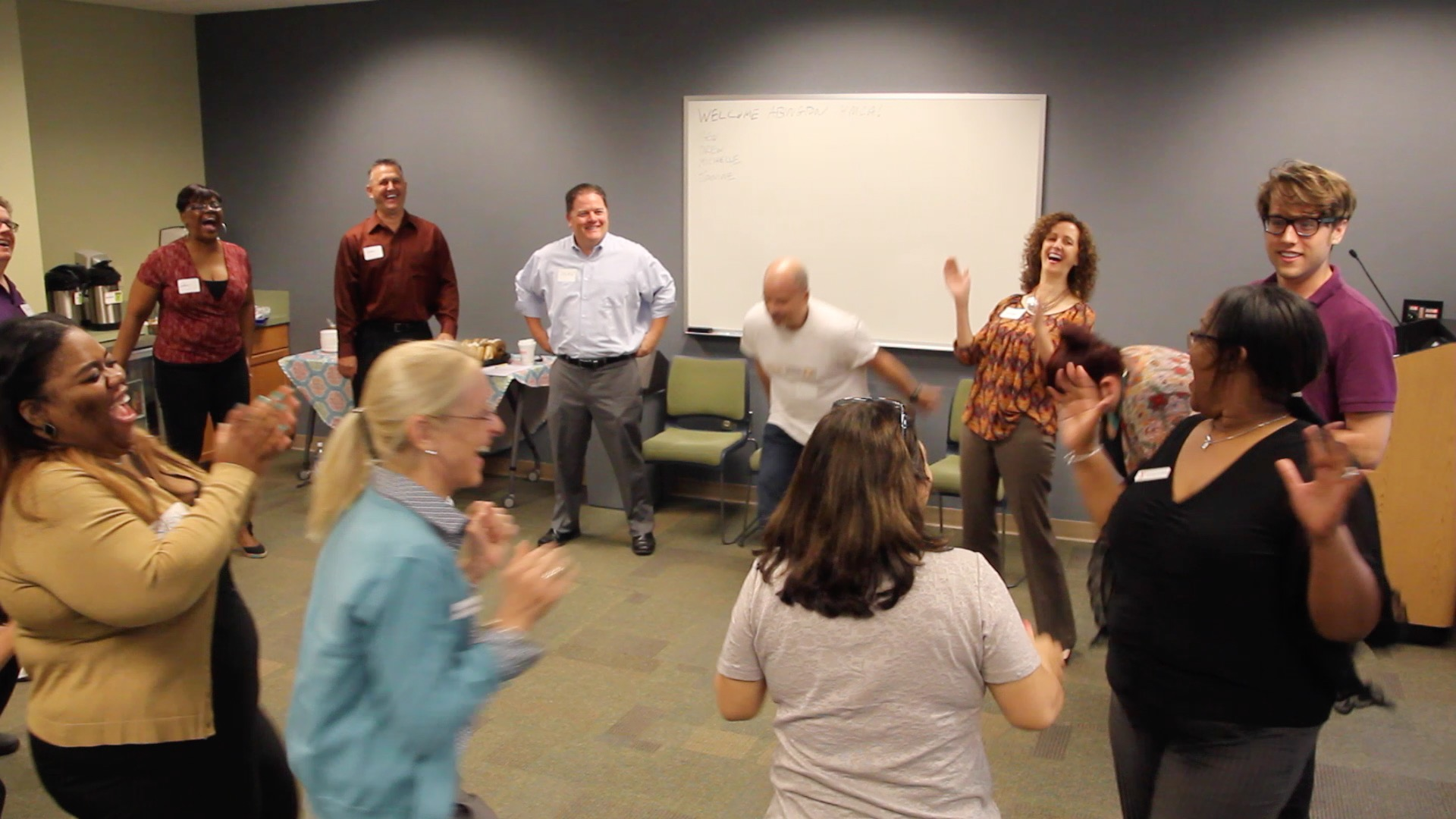 Creative Corporate Training at Freedom Valley YMCA