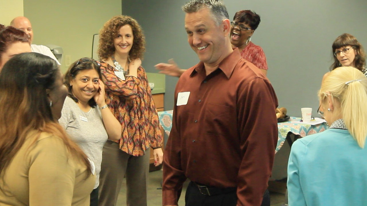 White Pines Creative Corporate Training is a fun, safe and effective experience for your team.Our work focuses on empathy and creativity, and results in respect and accountability among team members, and inclusivity within the institution.