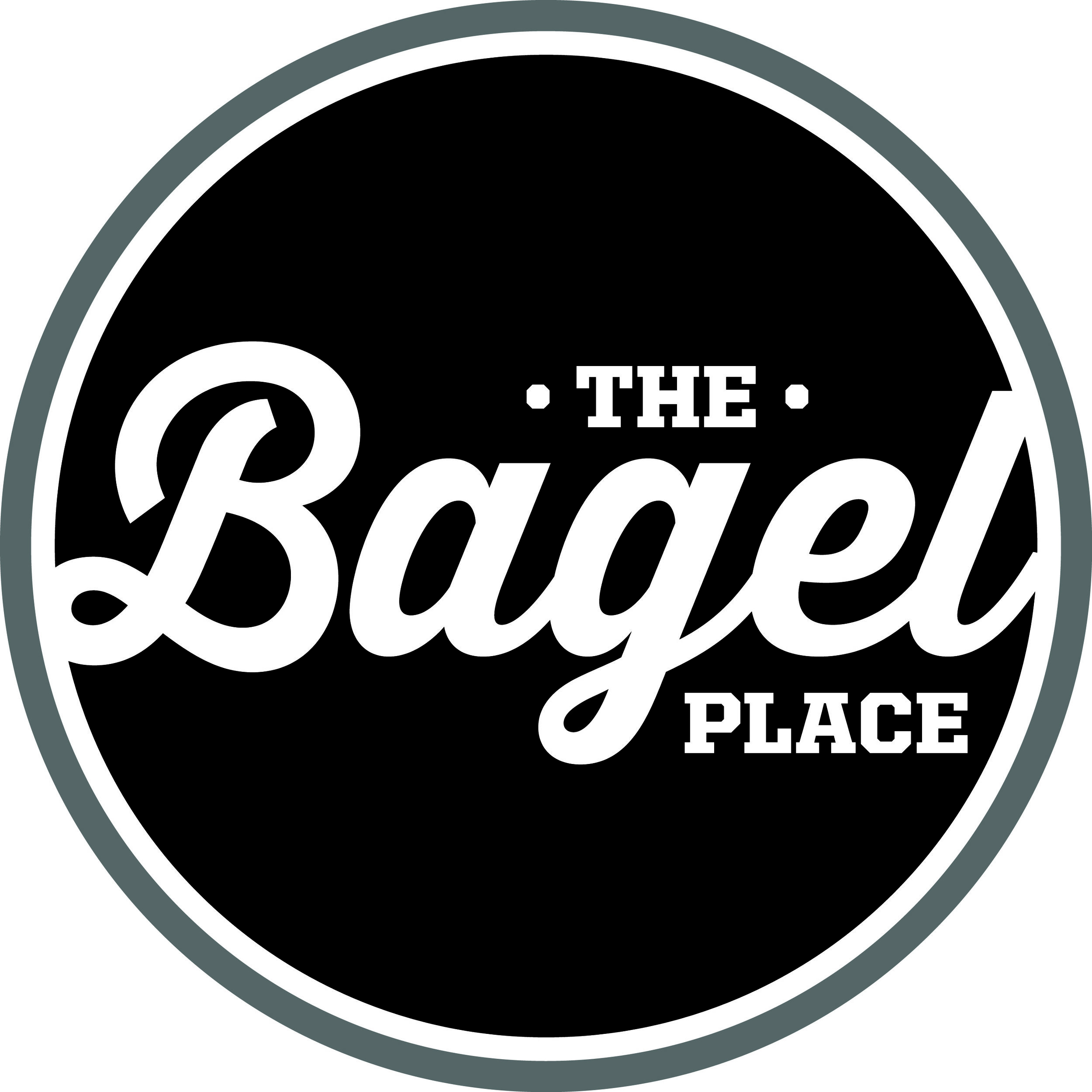 Bagels provided by The Bagel Place! Check them out at  www.TheBagelPlace.com