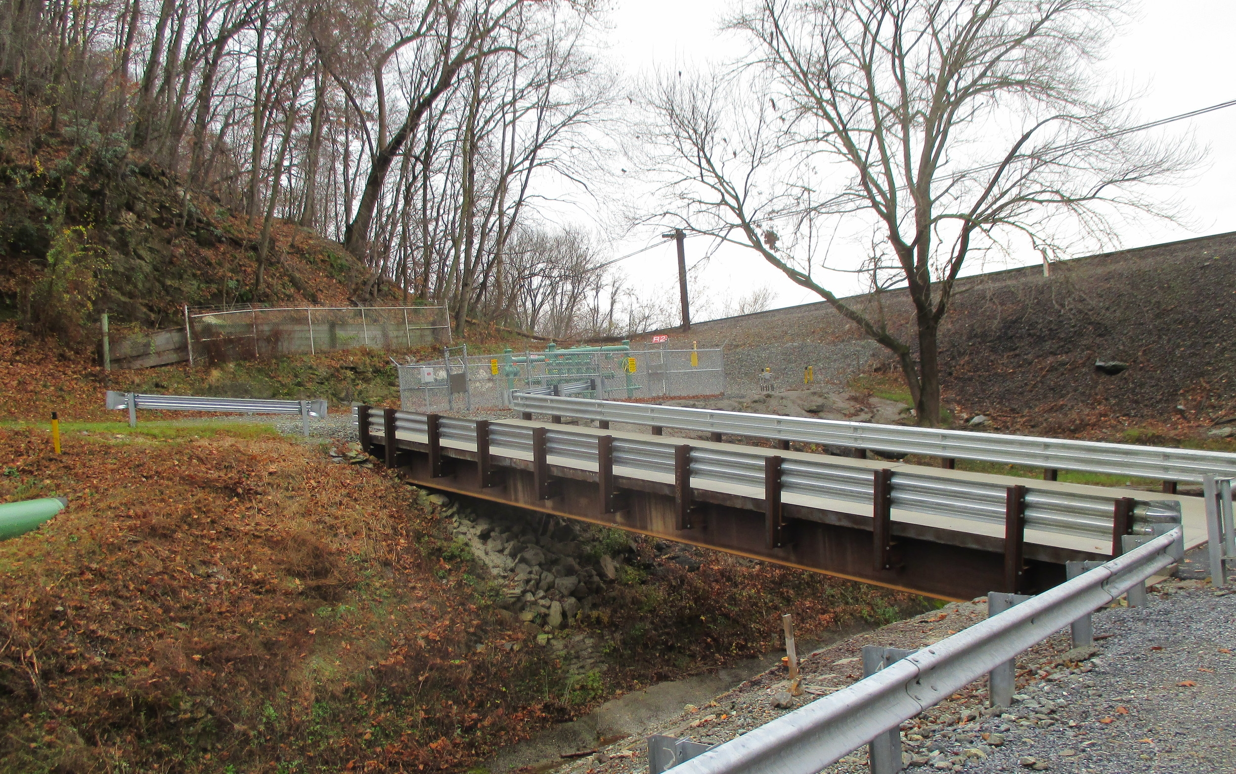 Pipeline Creek Crossing