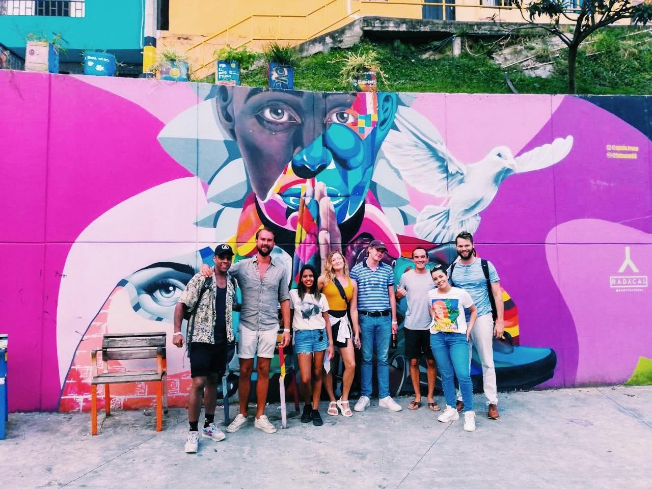 Taken at Cummuna 13 in Medellín