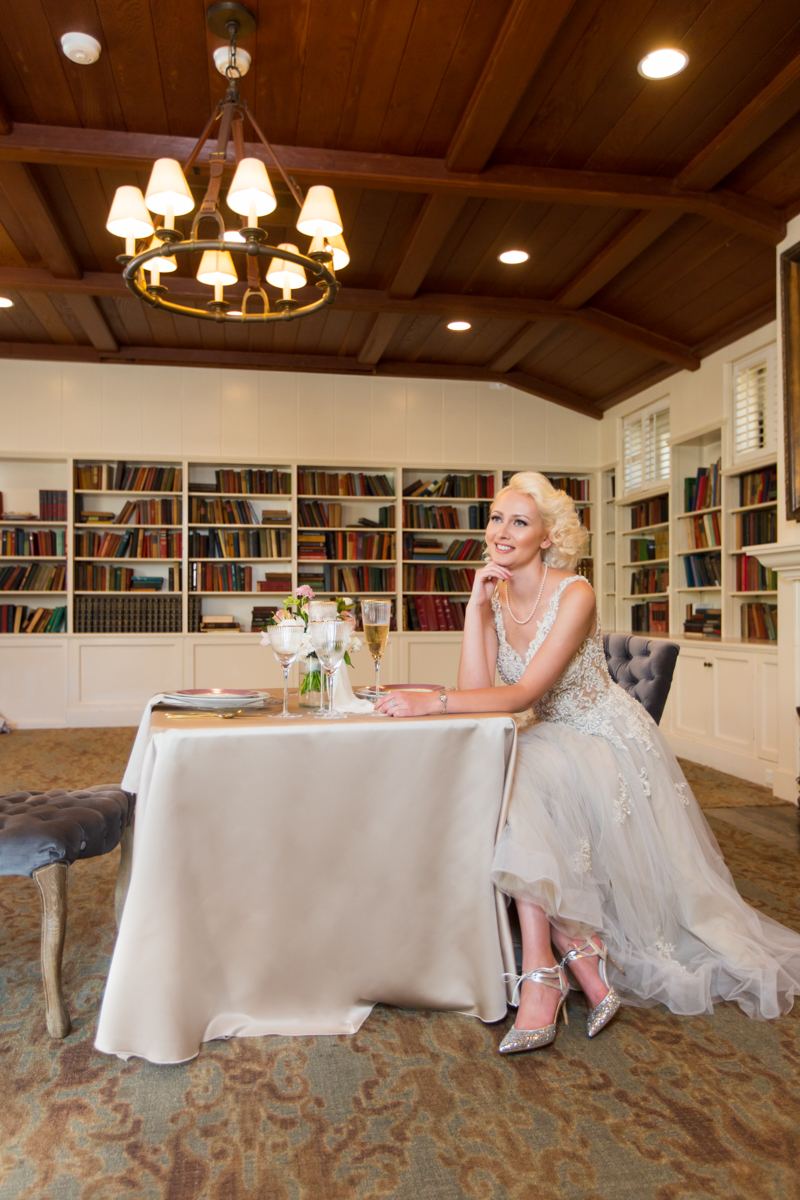 San Diego Wedding Inn at Rancho Santa Fe  Grace Kelly at High Tea Wedding Styled Shoot by Paul Barnett Photography--2.jpg