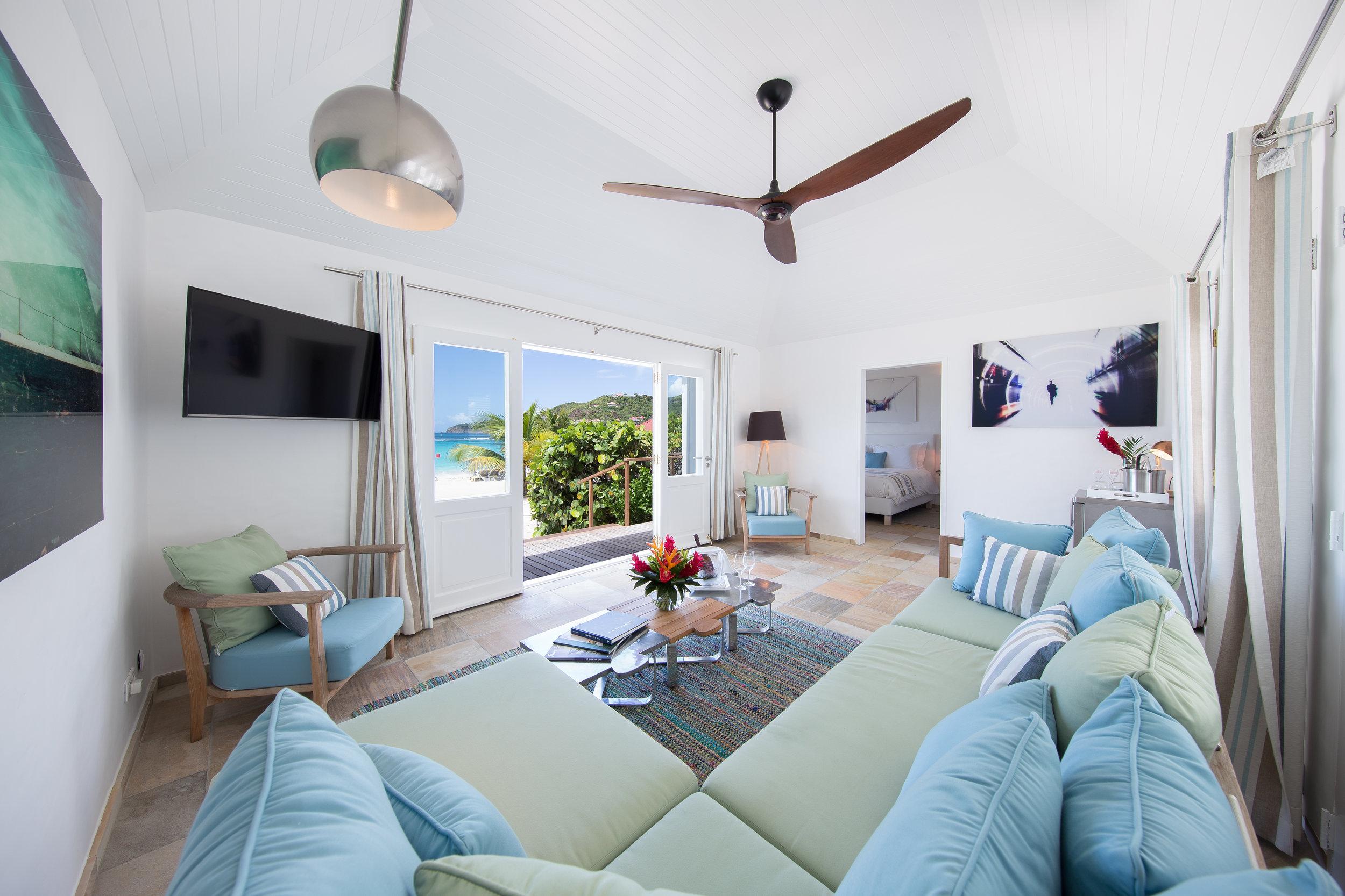Hotel Rooms - Beach Front Suite 1.JPG
