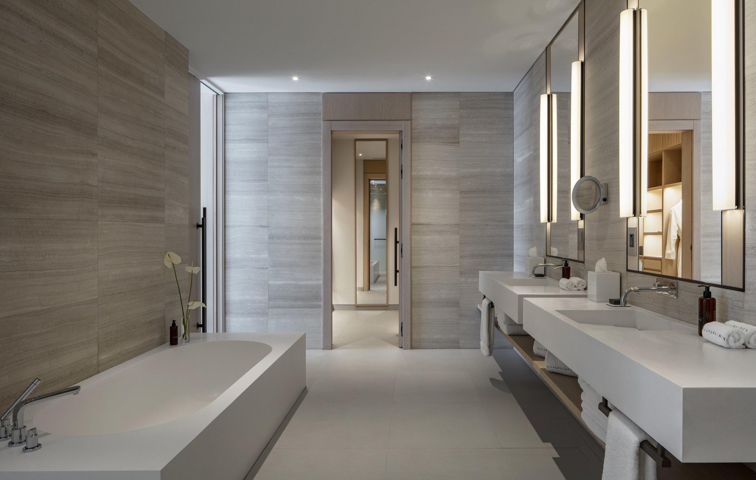 One Bedroom Suite Bathroom and Changing Room.jpg