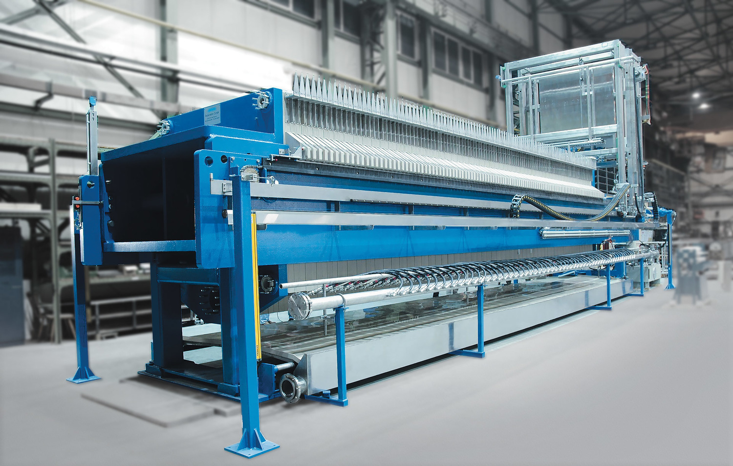 We can engineer a solution to meet your liquid filtration challenges    Enquire Now