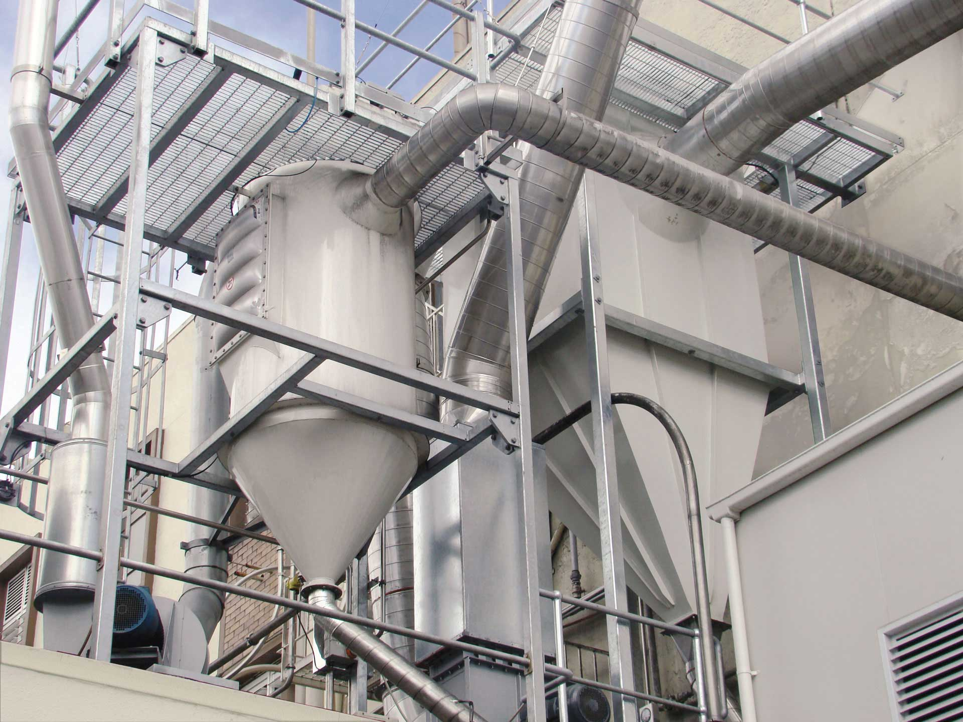 We can engineer a solution to meet your dust management challenges    Enquire Now