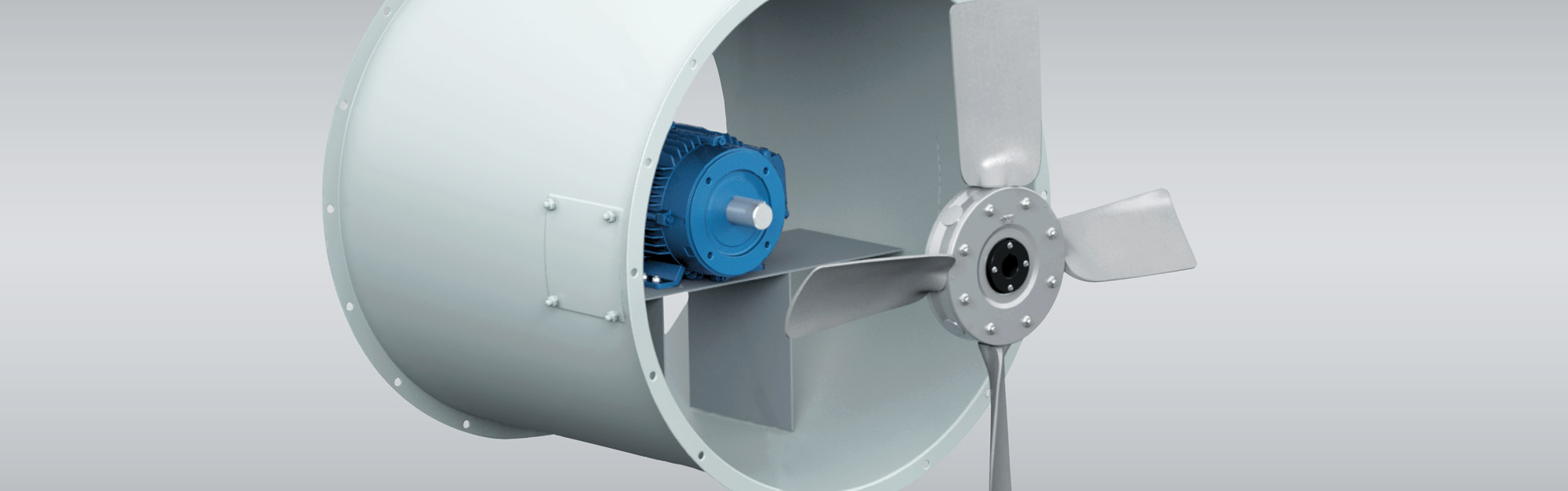 We supply an extensive range of commercial & industrial fans.    Enquire Now