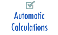 Set up overhead rates, fringe salaries, salary schedules, etc. for automatic expense and income calculations.  More...