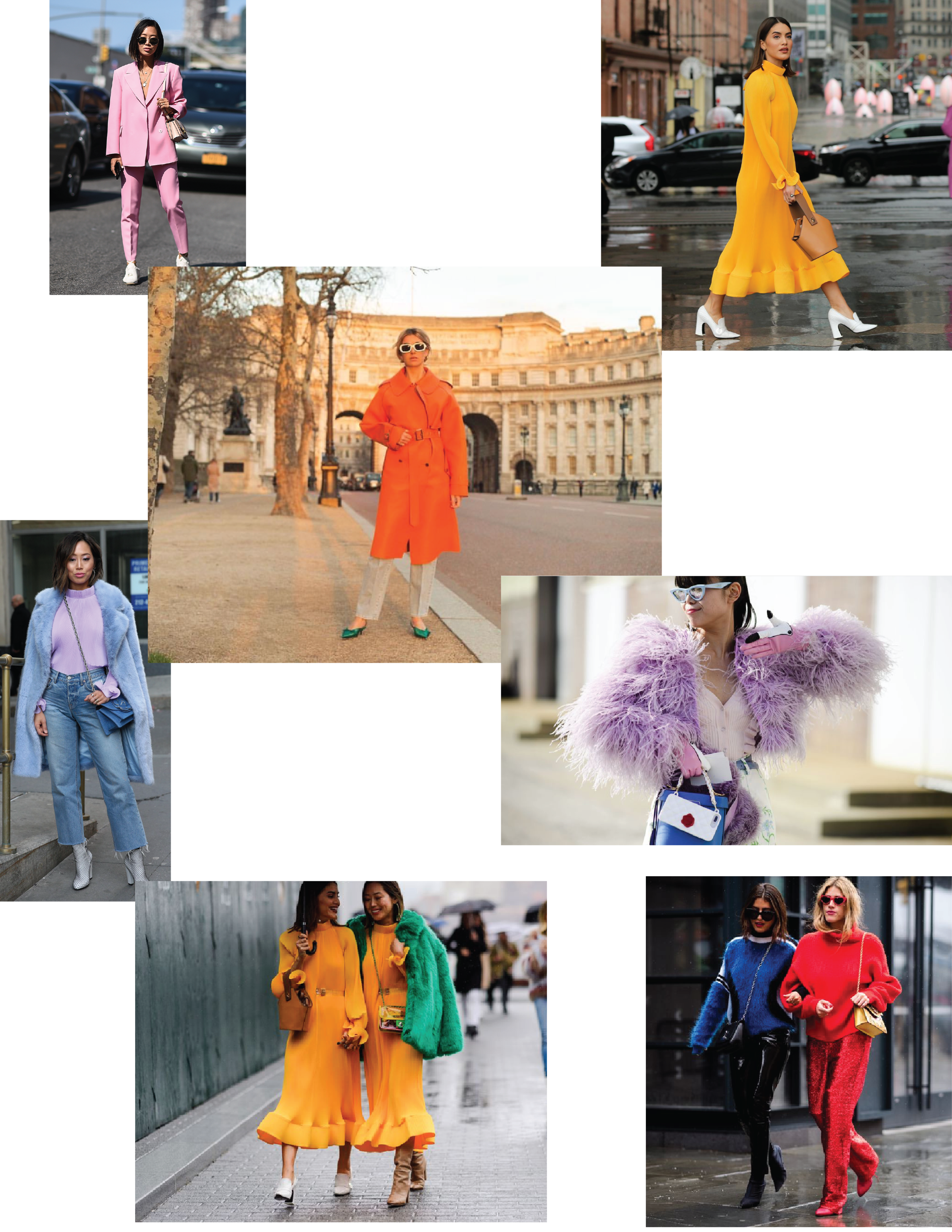 Images Via  Harpers Bazaar ,  Evening Standard , and  Camille Charriere