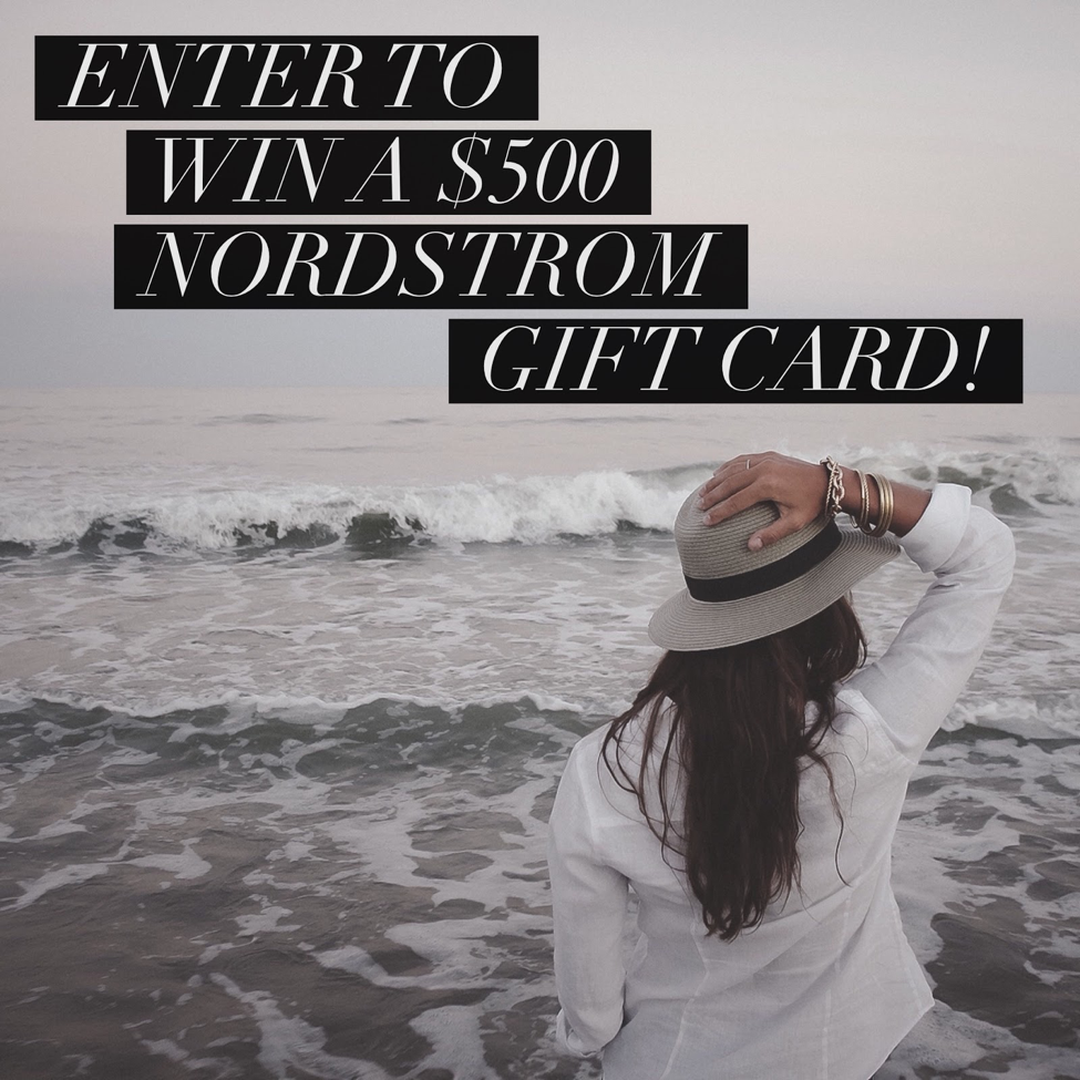 Maggie a la Mode $500 Nordstrom Gift Card Giveaway