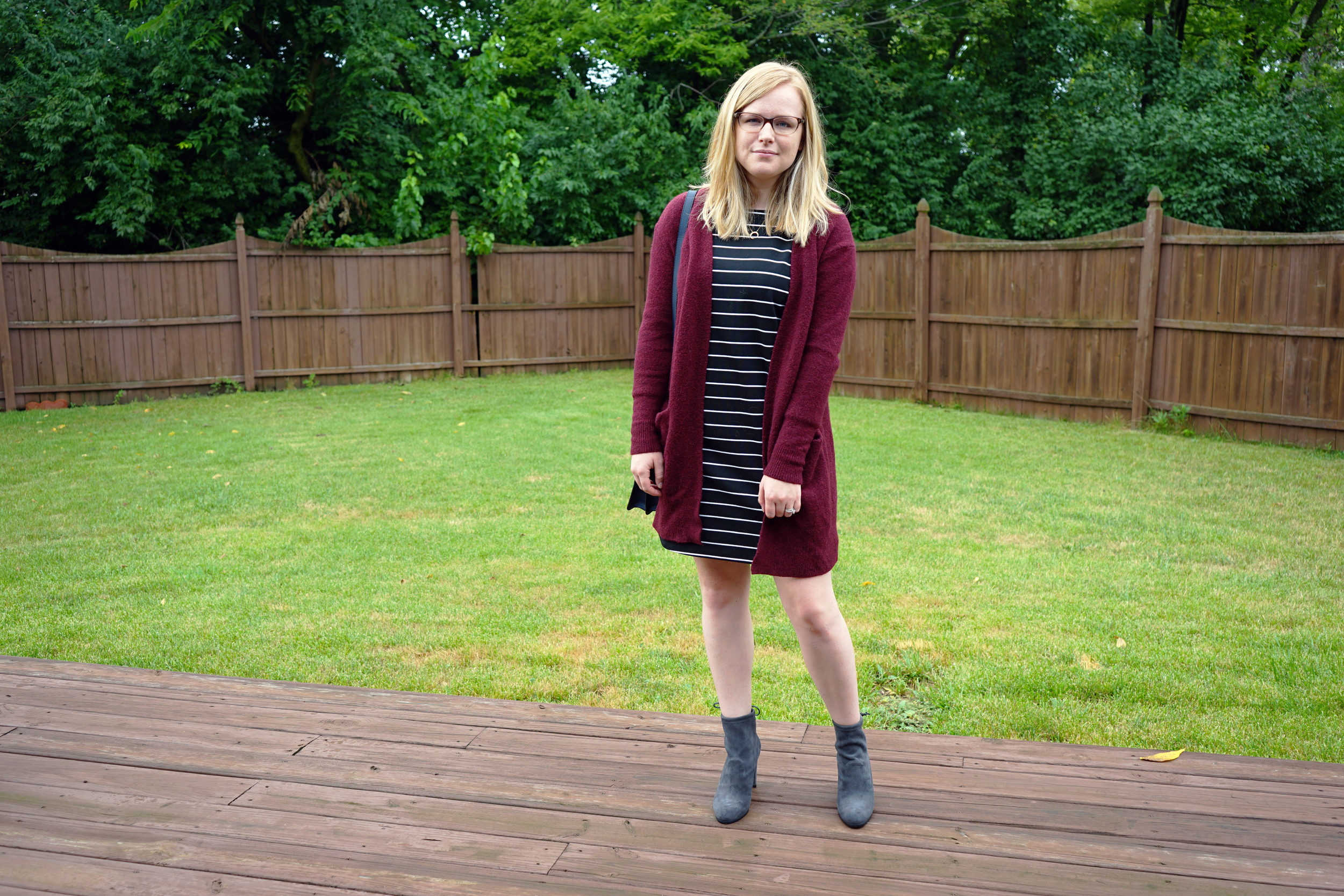 Maggie a la Mode - My Summer to Fall Outfit 4.JPG