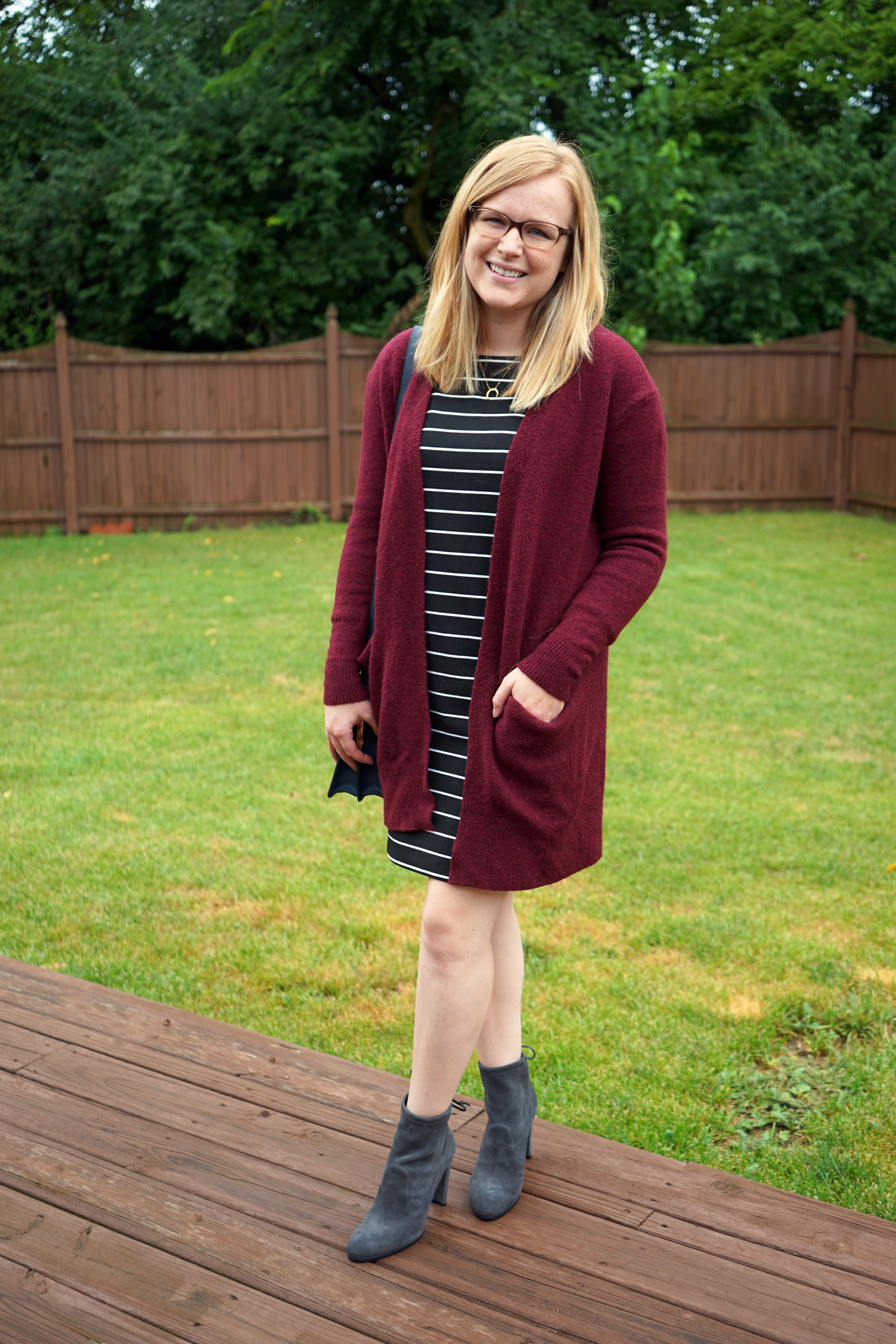 Maggie a la Mode - My Summer to Fall Outfit 1.JPG