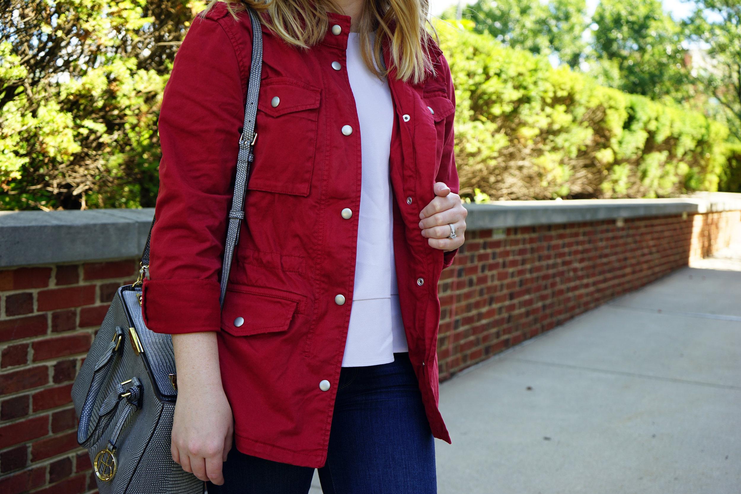 Maggie a la Mode - Perfect Utility Jacket 2.JPG