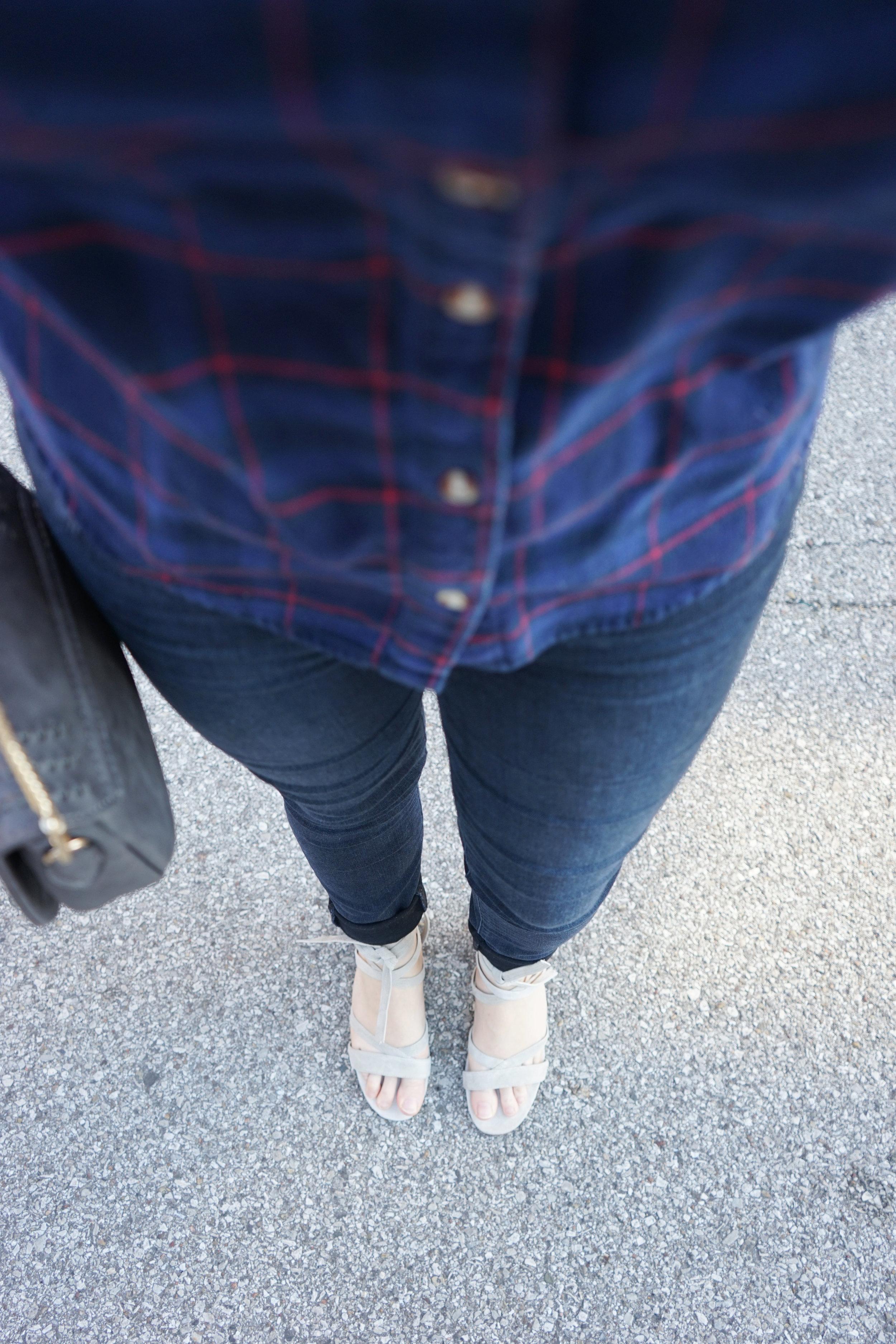 Maggie a la Mode - Dressing in Fall When it Doesn't Feel Like Fall 3.JPG