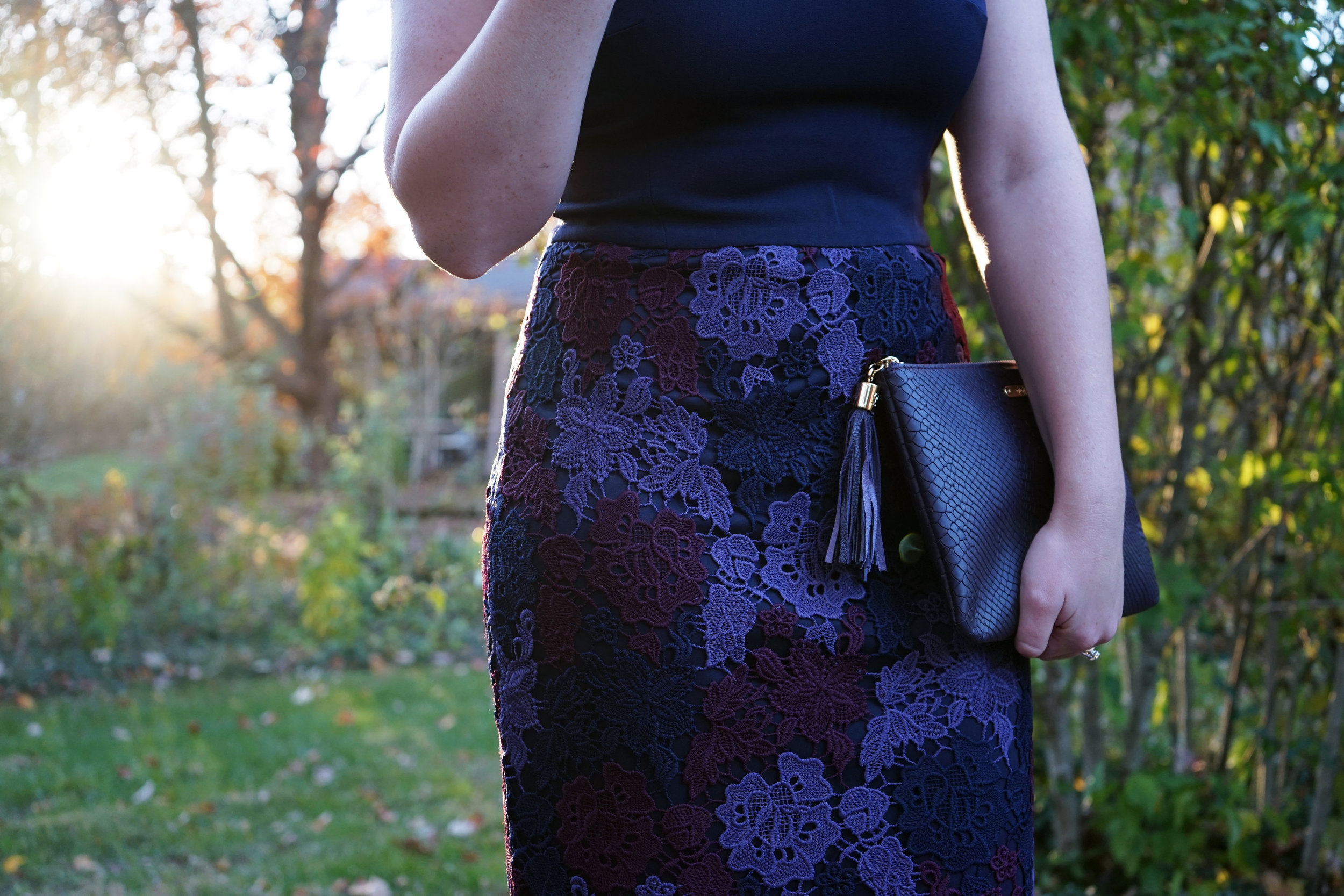 Maggie a la Mode - Maggy London Evette Dress 2.JPG
