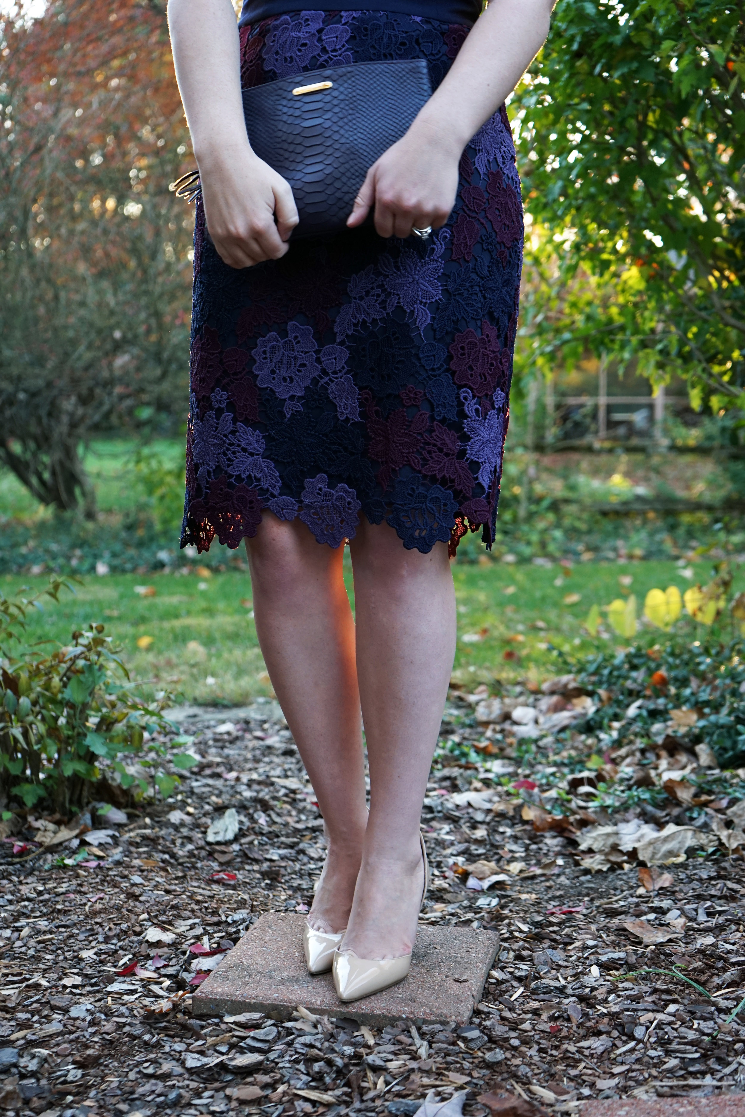 Maggie a la Mode - Maggy London Evette Dress 3.JPG